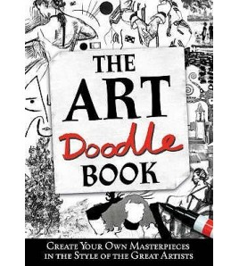 The Art Doodle Book: Create...