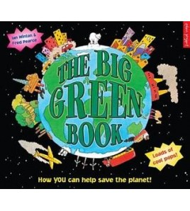 The Big Green Book. by Fred...