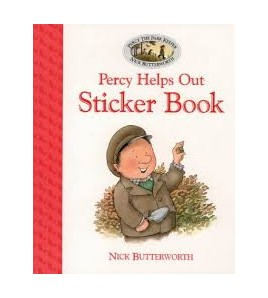 Percy Helps Out: Sticker Book