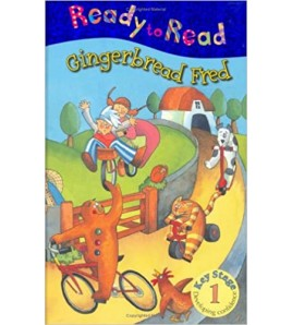 Gingerbread Fred (Ready to...