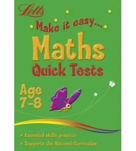 Maths Age 7-8: Quick Tests...