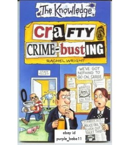 Crafty Crime Busting (The...