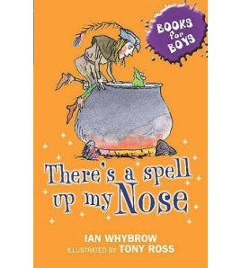 There's A Spell Up My Nose...