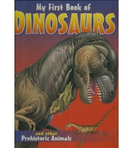 My First Book of Dinosaurs...