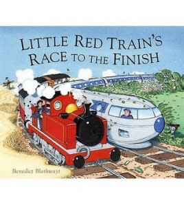Little Red Train's Race to...