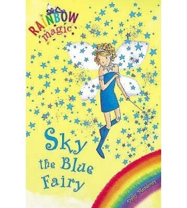 Sky The Blue Fairy (Rainbow...