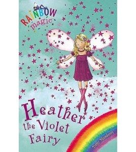 7. Heather The Violet Fairy...