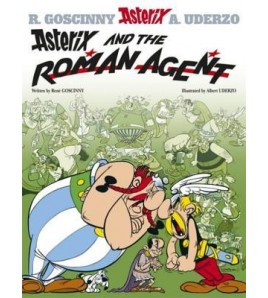 Asterix and the Roman Agent...