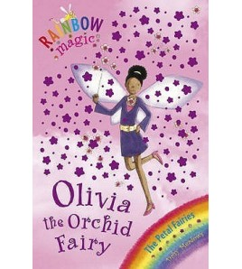 Olivia the Orchid Fairy...