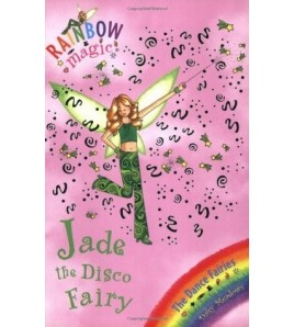 Jade the Disco Fairy...