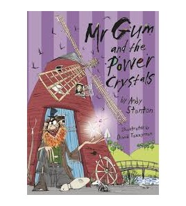 Mr Gum and the Power Crystals