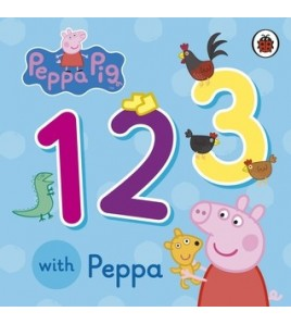 1 2 3 with Peppa