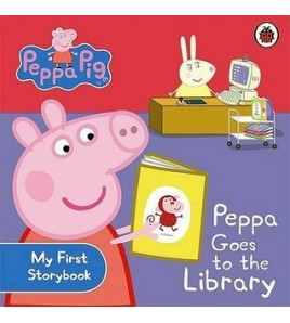 Peppa Goes to the Library...
