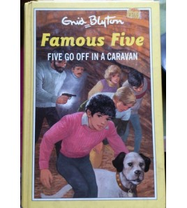 Famous Five: Five Go Off in...