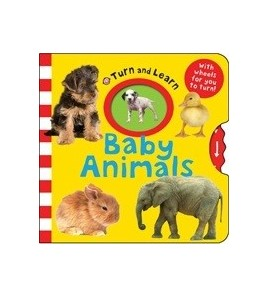 Baby Animals (Turn and Learn)