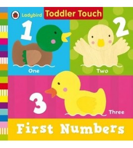 Ladybird Toddler Touch:...