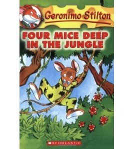 Four Mice Deep in the...