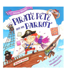 Pirate Pete and his Parrot
