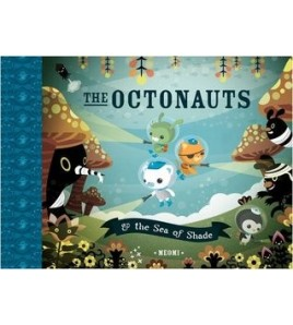 The Octonauts and the Sea...