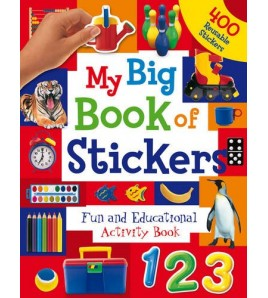 My Big Book of Stickers by...