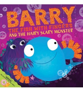 Barry the Fish with Fingers...