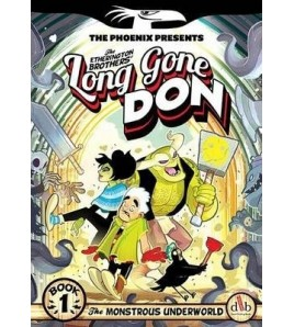 Long Gone Don - Book 1 -...