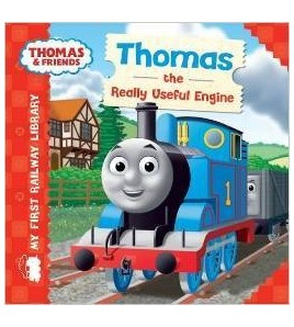 My First Railway Library:...