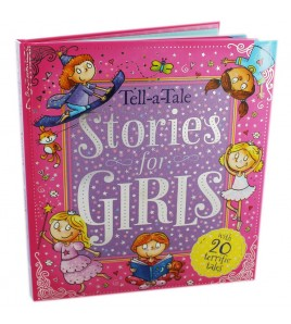 Tell-a-Tale Stories for Girls