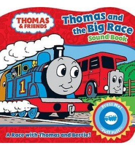 Thomas and the Big Race: A...