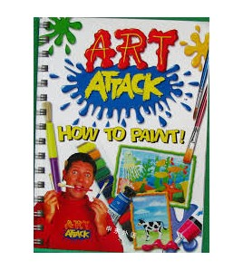 Art Attack: How to Paint!