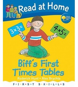 Biff's First Times Tables