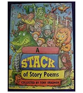 A Stack of Story Poems