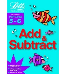 Add and Subtract Age 5-6