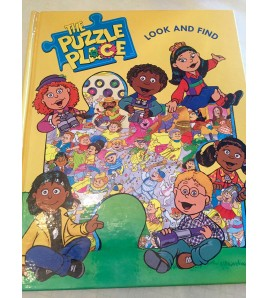 The Puzzle Place Look and Find