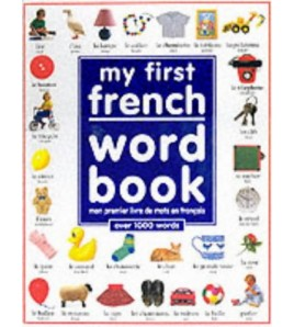 My First French Word Book...