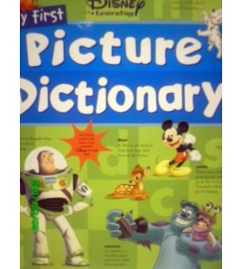 My First Picture Dictionary...