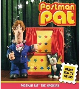 Postman Pat The Magician
