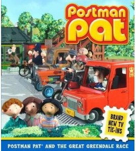 Postman Pat And The Great...