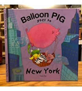Balloon Pig goes to New...