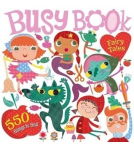 Busy Book Fairy Tales
