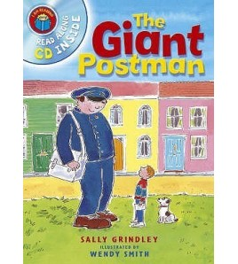 The Giant Postman (With CD)