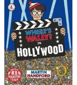 Where's Wally? In Hollywood...