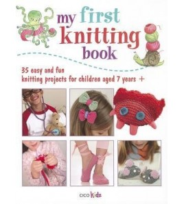My First Knitting Book: 35...