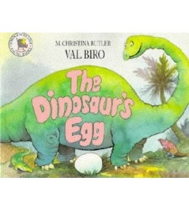 The Dinosaur's Egg (Picture...