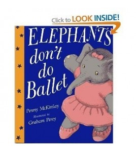 Elephants don't do ballet