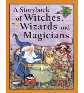 A Storybook of Witches,...