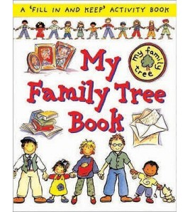 My Family Tree Book: A...