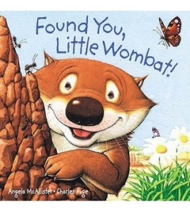 Found You Little Wombat...