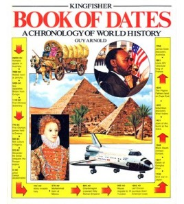 Book of Dates: A Chronology...
