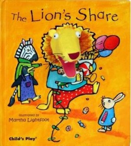 The Lion's Share [With...